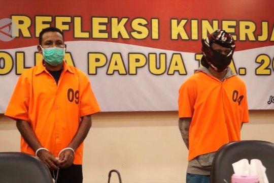 Polda Papua tangkap DPO jaringan KKB Intan Jaya