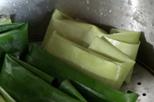 Timpan, kudapan kenyal dan manis khas Aceh