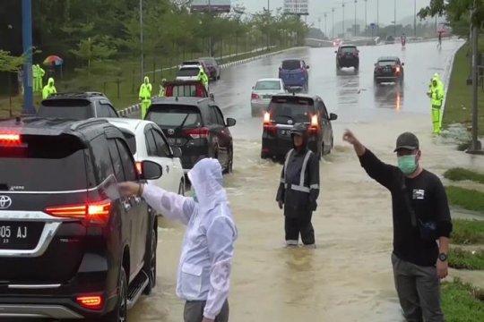 BMKG Batam ingatkan masyarakat pesisir waspada gelombang tinggi