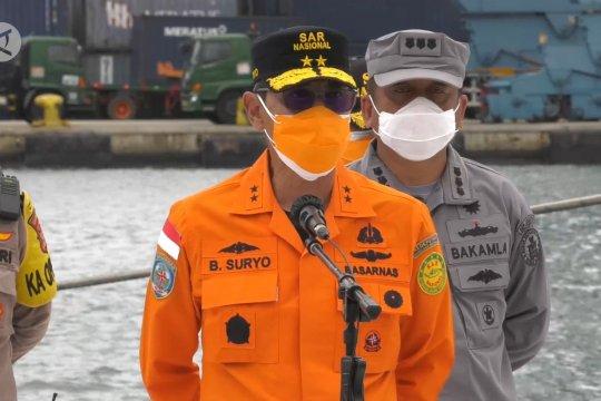Cuaca buruk, pencarian Sriwijaya Air dihentikan sementara