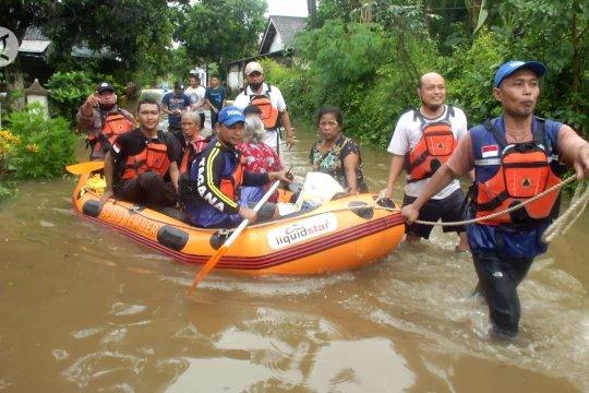 8 kecamatan di Jember dilanda banjir