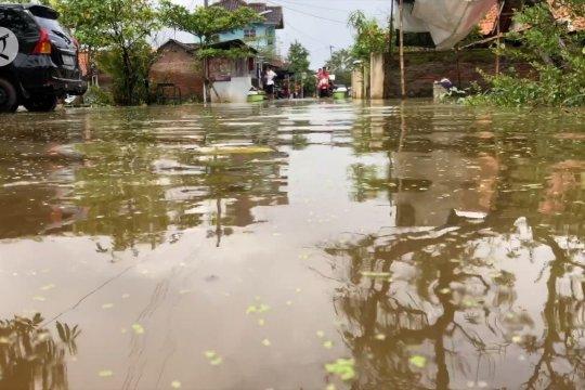BPBD Kota Pekalongan sebut 3 penyebab banjir belum surut