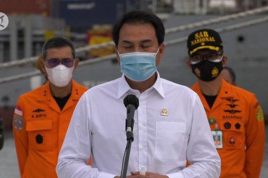 DPR minta KNKT segera beri keterangan resmi penyebab kecelakaan Sriwijaya Air