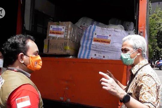 Jateng kirim relawan dan bantuan ke daerah terdampak gempa Sulbar