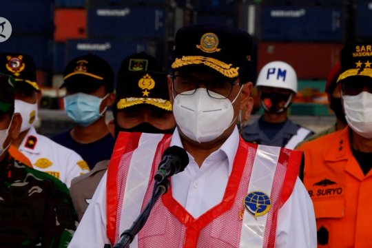 Operasi pencarian korban Sriwijaya Air resmi dihentikan