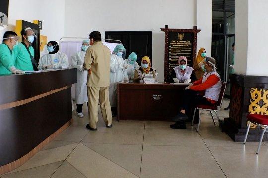 Pemprov Kalbar wajibkan tes cepat antigen berkala kepada seluruh OPD