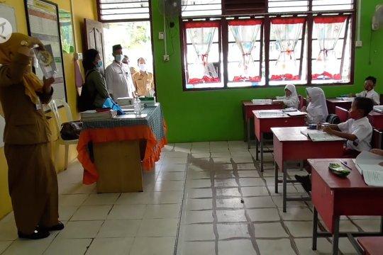 Ratusan sekolah di pulau penyangga Batam belajar tatap muka