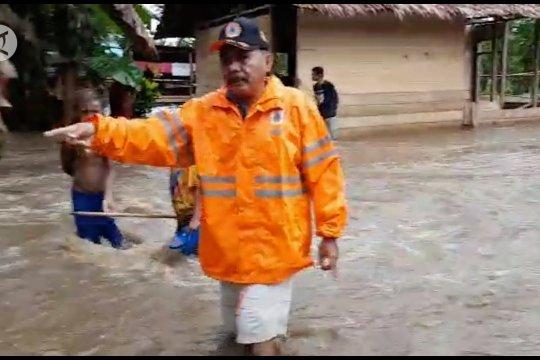Sejumlah wilayah di Kabupaten Halmahera Utara dilanda banjir
