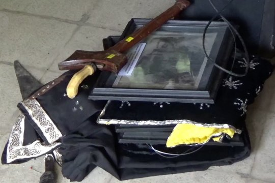 Kecurian, ratusan benda koleksi Museum Kendari raib