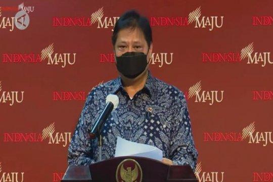 Pemerintah terapkan pembatasan pergerakan di Jawa & Bali