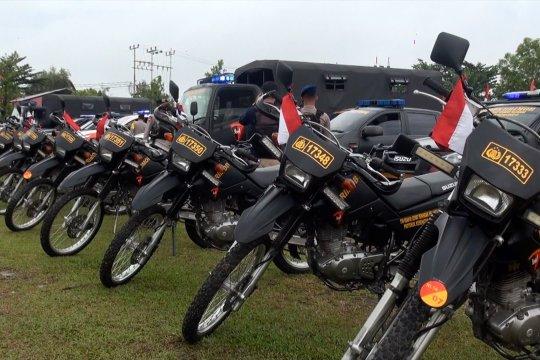 Antisipasi putusan sengketa pilkada, Polda Kalteng siagakan pasukan