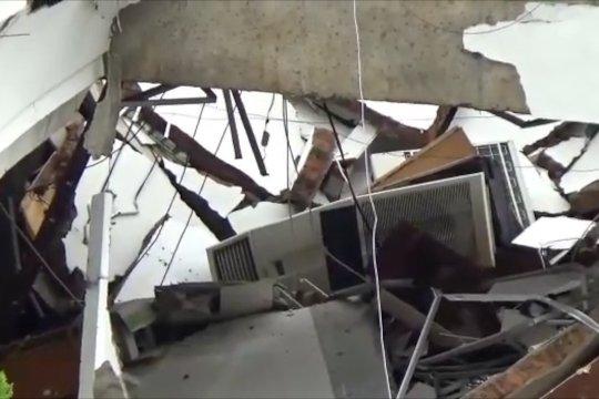 Evakuasi dilanjutkan, sudah ada 45 korban jiwa gempa Sulbar