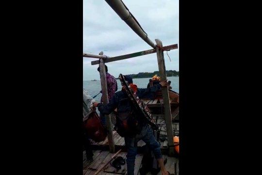 Nelayan Tangerang bantu pencarian korban pesawat Sriwijaya Air SJ-182