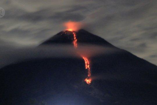 Erupsi Gunung Semeru, abu vulkanik guyur sejumlah wilayah