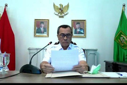 Gubernur Riau instruksikan pemulihan ekonomi
