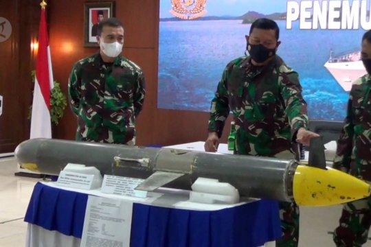 KSAL tegaskan temuan drone laut di Selayar merupakan Seaglider