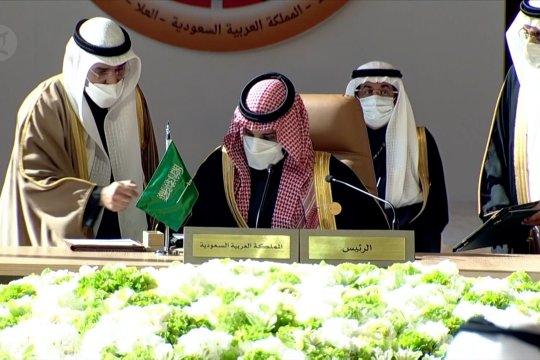 Negara Arab teluk sepakati perjanjian kerja sama KTT-GCC ke-41