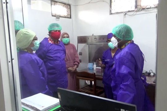 RS Yowari di Jayapura kini miliki laboratorium PCR COVID-19