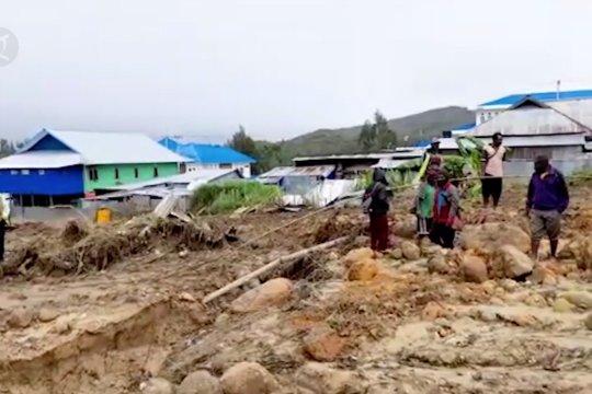 Banjir bandang di Paniai Papua, Sungai Tuniyai akan dinormalisasi