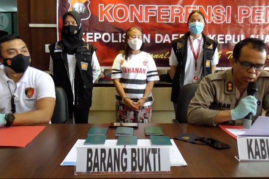 Polda Kepri kembali gagalkan penyelundupan PMI ilegal ke Malaysia