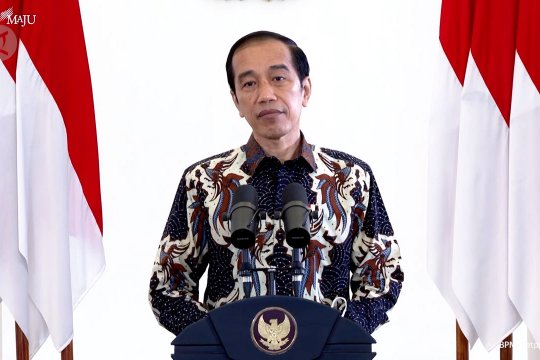 Presiden ingatkan Kementerian PUPR kerja cepat agar ekonomi pulih