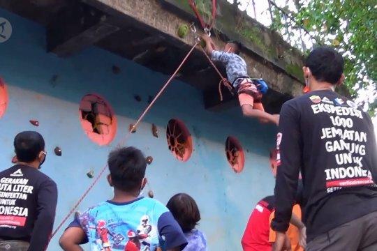 Upaya warga Kampung Sejahtera Medan lahirkan bibit atlet