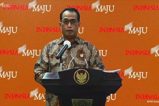 Temui Presiden, Menhub diminta kecelakaan Sriwijaya Air jadi yang terakhir