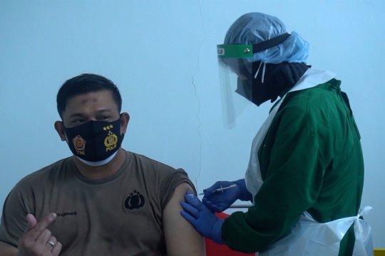 Vaksinasi COVID-19 tahap pertama di Solo capai 76 persen