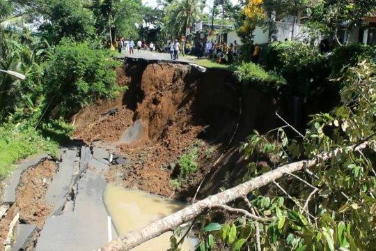 Waspadai potensi bencana hidrometeorologi di puncak musim hujan