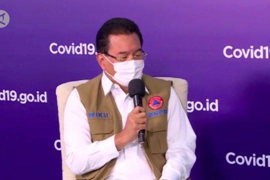 Wiku minta pemda contoh China dan Singapura kendalikan penularan COVID-19