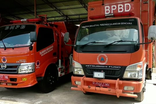 BPBD Jambi siagakan tim evakuasi di daerah rawan bencana