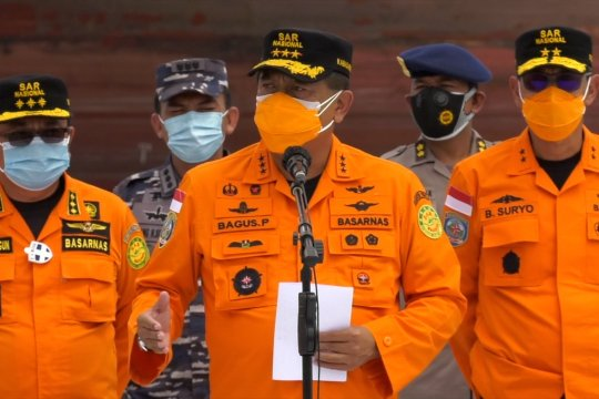 Kepala Basarnas perpanjang operasi SAR Sriwijaya Air 3 hari