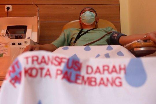 PMI Palembang gencarkan donor plasma konvalesen