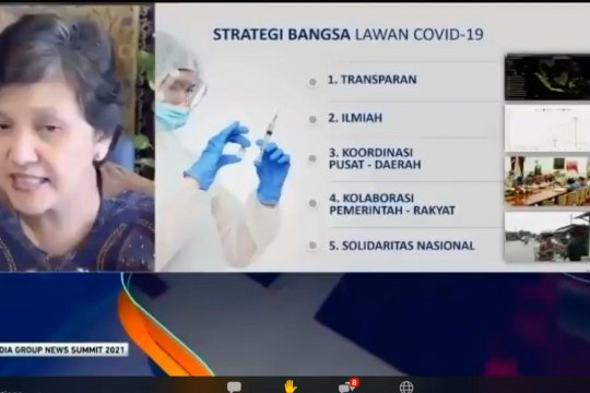 Wakil Ketua MPR yakini pendekatan persuasif efektifkan sosialiasi vaksinasi