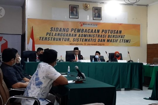 Adik Gubernur NTB tidak terbukti langgar Pilkada Sumbawa