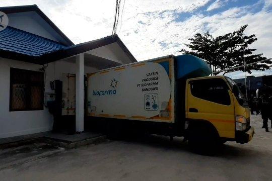 Hanya 3 dari 12 kabupaten kota di Riau yang mendapat jatah vaksin