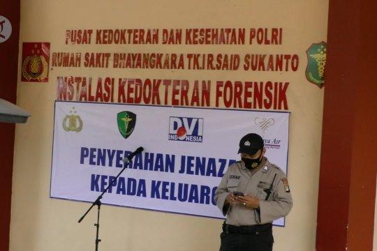 Hari ke-10 pencarian SJ 182, 34 korban teridentifikasi
