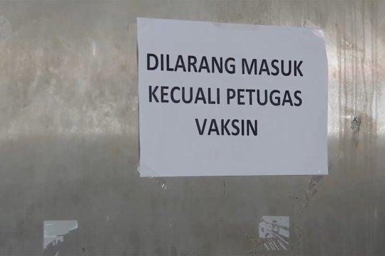 Kota Padang dan Kabupaten Pesisir Selatan daerah pertama vaksinasi COVID-19 di Sumbar