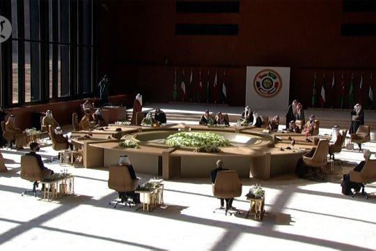 KTT GCC ke-41 kembali digelar, seluruh negara Arab Teluk hadir
