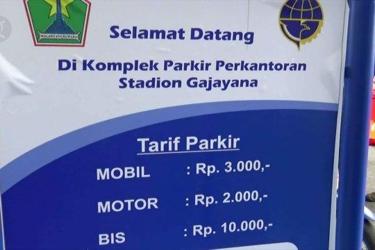 Pemkot Malang targetkan pendapatan Rp 1.5 Triliun dari e-parkir