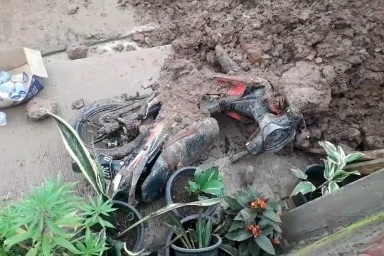 Polisi selidiki dugaan unsur pidana dalam peristiwa longsor Sumedang