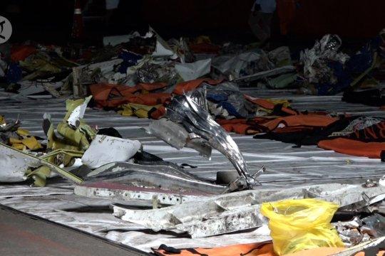 Tim SAR telah kumpulkan 324 kantong jenazah korban Sriwijaya Air