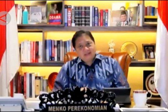 Airlangga: PSBB Jawa-Bali diperketat secara mikro