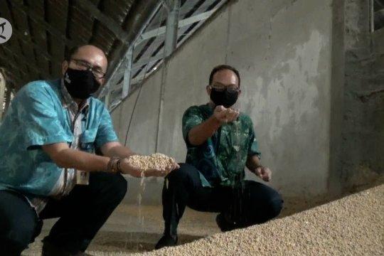 Disperindag Banten sidak gudang penyimpanan kedelai