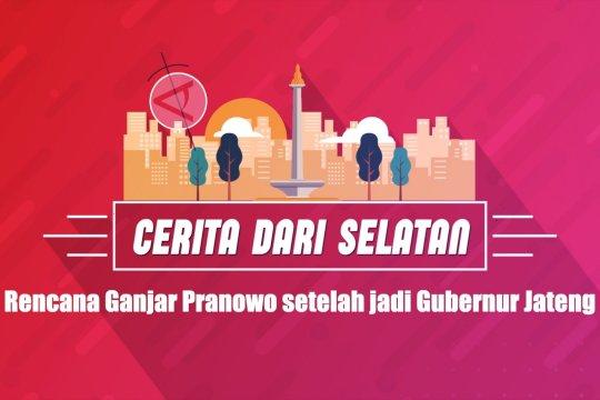 Rencana Ganjar Pranowo usai menjadi Gubernur Jawa Tengah