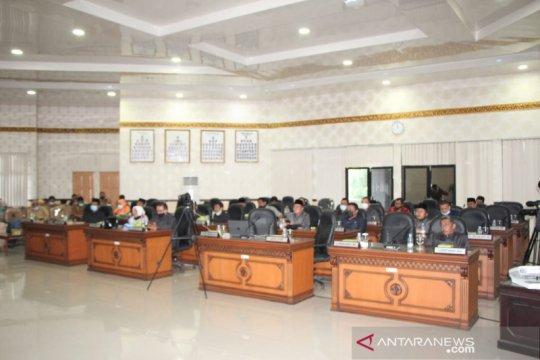 DPRD Agam usulkan pengangkatan paslon bupati terpilih ke Mendagri