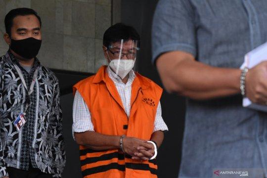 Mantan Direktur Teknik Garuda Indonesia dituntut 12 tahun penjara