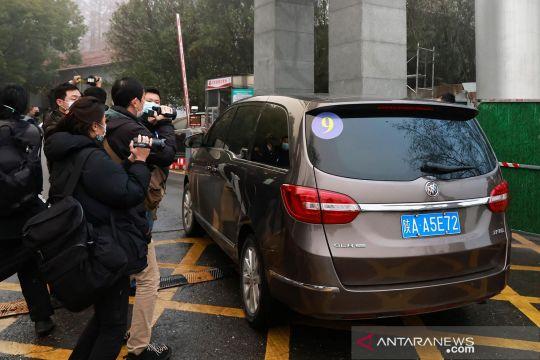 Tim investigasi WHO di China kunjungi fasilitas kesehatan hewan Wuhan