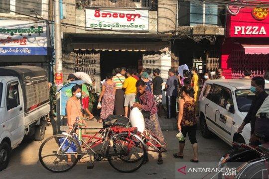 Kudeta militer di Myanmar, WNI diimbau tenang