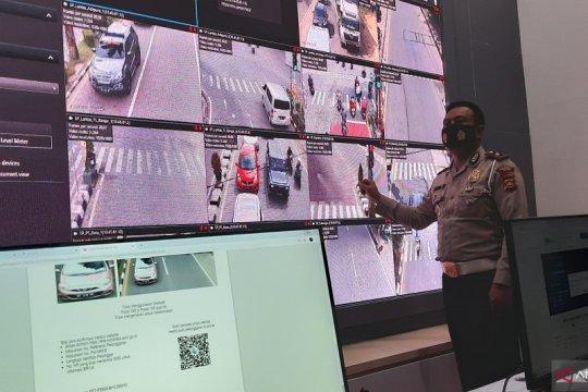 Satlantas Polresta Jambi uji coba tilang elektronik
